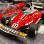 Ferrari 312 T 1975 Clay Regazzoni GP Replicas Scala 1:18