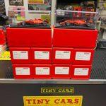 Ferrari SF90 Canadian GP 2019 Charles Leclerc e Sebastian Vettel Looksmart Scala 1:43