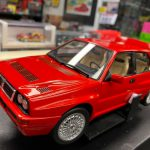 Lancia Delta Integrale Kyosho scala 1:18