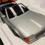 Mercedes 500 SL KK Scala 1:18