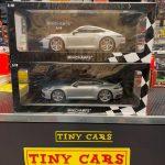 Porsche 911 Carrera 4S Minichamps Scala 1:18