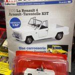 Renault 4 Arnault Tarentelle K5T edicola francese