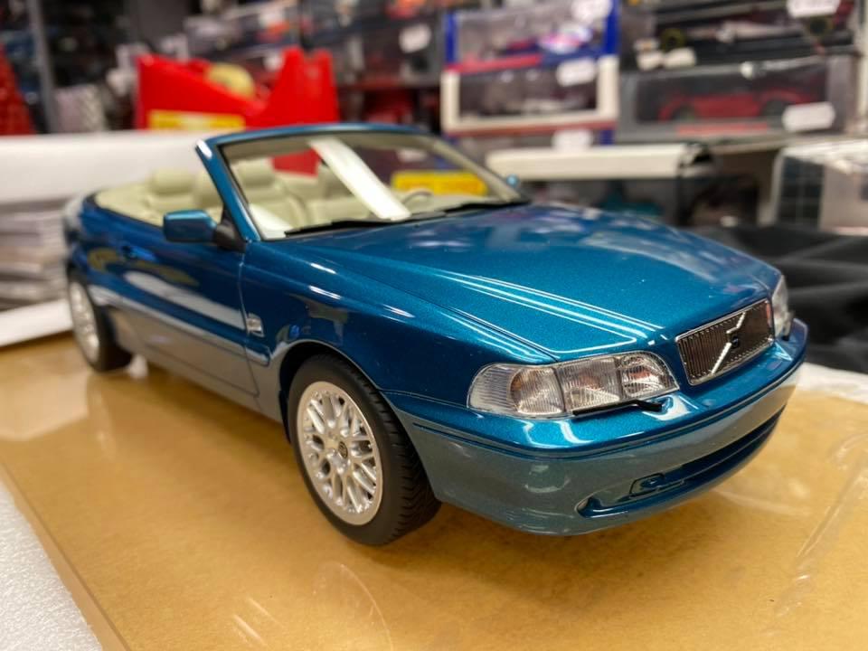 Volvo C70 Convertibile Dna Collectibles Scala 1:18