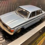 Volvo Grand Luxe 144 1973 Rodebbie scala 1:43