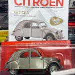 Citroen 2CV A edicola francese scala 1:24