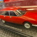 Citroen GS Break Edicola francese scala 1:24