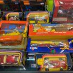 Corgi e Dinky Toys