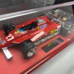 Ferrari 126 C2 G. Villeneuve BBR Scala 1:18