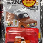 Renault 4 Edicola francese