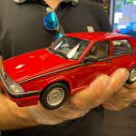 Alfa Romeo 75 Laudoracing scala 1:18