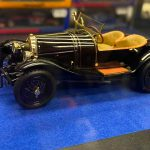 "Bugatti Type 18 ""Black Bess"" 1913 Matrix scala 1:43"
