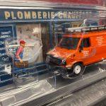 Citroen C25 Plombier edicola francese