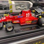 Ferrari 126 C2B 1983 Tambay GP Replicas Scala 1:18