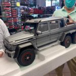 Mercedes G63 AMG 6x6 Auto Art scala 1:18
