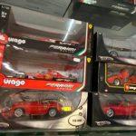 Panoramica di Ferrari 1:18