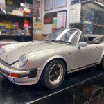 Porsche 911 Cabrio Premium ClassiXXs Scala 1:12 Km Zero