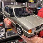 Alfa Romeo 33 1.5 Quadrifoglio Verde 1984 Laudoracing Scala 1:18