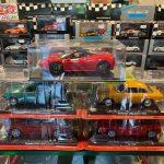 Alfa Romeo e Ferrari scala 1:24
