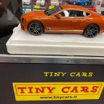 Bentley Continental GT Top Speed Scala 1:18