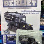 Berliet VTB Corbillard Electrique edicola francese