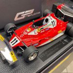 Ferrari 312 T2 Twin Wheel Niki Lauda 1977 GP Replicas scala 1:18