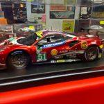 Ferrari 488 GTE AF CORSE WINNER Pro Class Le Mans 2019 Looksmart Scala 1:43
