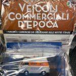 Fiat 850 T Assistenza Vacanze A.C.I. 1965 da edicola scala 1:43