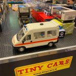 Fiat Ducato Ambulanza Norev Scala 1:24 (gia' venduto!)