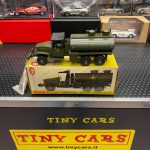 Gmc Militaire Citerne Essence Dinky Toys