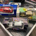 Modelli promozionali Fiat Autobianchi Opel Nni '80 Scala 1:43