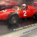 Porsche 718 Monaco 1962 Jo Bonnier Spark Scala 1:43