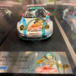 Porsche 911 GT3 RSR 2010 Fujimi Scala 1:43