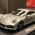 Porsche 911 Turbo S 992 Minichamps Scala 1:43