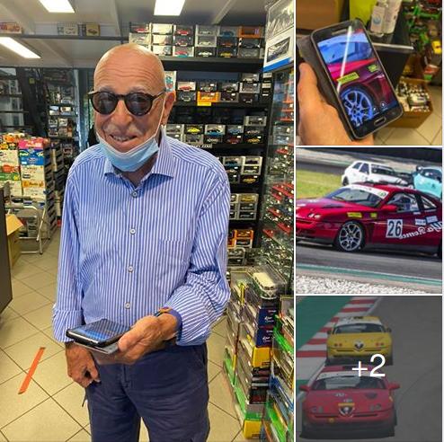 Renato Benusiglio ci porta le immagini della sua ultima gara con una Alfa GtV 3000 24V