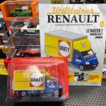 Renault Master Darty edicola francese