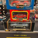 Roba grossa da Tiny Cars! Burago made in Italy e Maisto