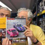Valerio Alfonzetti ci presenta il nuovo numero di Tutto Porsche! Tiny Cars presente! Grazie
