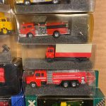 Vigili del fuoco scala 1;87 HO